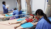 Khởi tố vụ án vụ hàng loạt trẻ bị sùi mào gà ở Hưng Yên