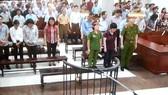 Bị cáo Châu Thị Thu Nga bày tỏ oan ức