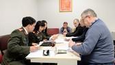 Cơ quan chức năng của Bộ Công an Việt Nam bàn giao đối tượng Milen Ivanov Davranski  cho cơ quan chức năng của Bulgaria