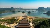 Trung tâm Văn hóa Phật giáo Tam Chúc, xã Ba Sao, huyện Kim Bảng, tỉnh Hà Nam
