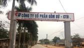 Vụ đổ dầu thải vào nguồn nước sông Đà: Triệu tập 2 người của Công ty gốm sứ Thanh Hà