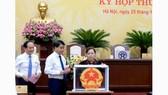 Hà Nội miễn nhiệm Trưởng Ban Pháp chế và 6 cán bộ HĐND