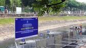 Đơn vị làm sạch sông Tô Lịch bị nhắc nhở, yêu cầu rút kinh nghiệm