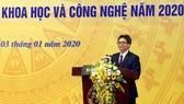 Phó Thủ tướng Vũ Đức Đam đề nghị tập trung phát triển tiềm lực khoa học công nghệ của đất nước