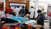 3 ngày nghỉ Tết, bệnh viện chật cứng bệnh nhân cấp cứu nạn giao thông và ẩu đả