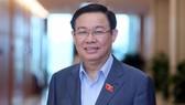 Bộ Chính trị chỉ định đồng chí Vương Đình Huệ giữ chức Bí thư Thành ủy Hà Nội
