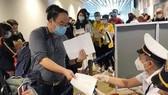 Bắt buộc khách nhập cảnh từ Hàn Quốc vào Việt Nam phải khai báo y tế