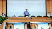 Hà Nội kiến nghị giảm mức giãn cách xã hội sau ngày 22-4