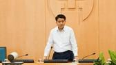 Hà Nội tăng cường kiểm tra xử lý việc không đeo khẩu trang, tụ tập đông người