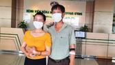 2 vợ chồng ở Hạ Lôi mắc Covid-19 được chữa khỏi bệnh