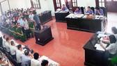 Xét xử vụ gian lận thi cử tại Hòa Bình: Cựu trưởng phòng an ninh kêu oan