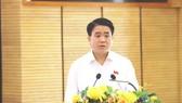 Chủ tịch TP Hà Nội trả lời cử tri về quy hoạch 2 bên bờ sông Hồng