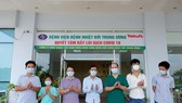 1 người đi chợ và 2 nhân viên y tế ở Đà Nẵng mắc Covid-19