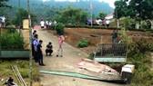 Đổ cổng trường tiểu học, 3 học sinh tử vong tại chỗ
