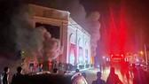 3 cô gái tử vong sau vụ hỏa hoạn tại quán bar X5