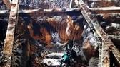 """Hà Nội phát hiện bom """"khủng"""" gần 350kg giữa phố Cửa Bắc"""