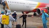Đề nghị dừng chuyến bay về Việt Nam từ các quốc gia có biến thể mới virus SARS-CoV-2