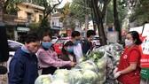 """Phát động Chiến dịch """"Chung sức cùng người dân tiêu thụ nông sản"""" tại 13 tỉnh thành"""