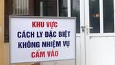Bác sĩ Bệnh viện Sản-Nhi Hà Nam vào khu cách ly điều trị cho bệnh nhân 1 tuổi mắc Covid-19