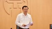 Bí thư Thành ủy Hà Nội Đinh Tiến Dũng: Hà Nội không giãn cách, phong toả một cách cực đoan