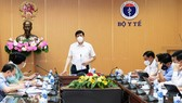 Bộ trưởng Bộ Y tế: Rất nguy hiểm nếu không dập được dịch ở Bắc Giang
