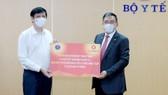 Lần đầu tiên, Việt Nam có máy xét nghiệm Covid-19 qua hơi thở ứng dụng AI