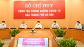 Bí thư Thành ủy Hà Nội: Kỷ luật chính là sức mạnh, hiệu quả trong phòng chống dịch