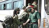 Bộ trưởng Bộ Y tế đề nghị tiếp tục cử bộ đội tới hỗ trợ Tiền Giang, Kiên Giang chống dịch