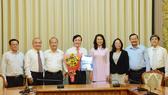 Đồng chí Phùng Công Dũng giữ chức Chủ nhiệm Ủy ban về người Việt Nam ở nước ngoài TPHCM  