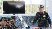 Sư đoàn 302 (Quân khu 7) tổ chức diễn tập tại tỉnh Bình Thuận