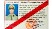 Vũ Hồng Hà sử dụng thẻ ngành để cầm cố