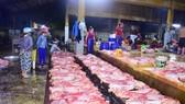Chủ tịch UBND tỉnh Thừa Thiên – Huế kiểm tra chốt kiểm dịch lúc nửa đêm