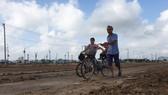 Các hạng mục tại dự án hạ tầng kỹ thuật phía bắc Hương Sơ, TP Huế cơ bản hoàn thiện