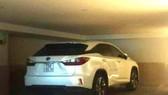 Thôi đình chỉ công tác 2 công an liên quan vụ cấp số đẹp cho xe Lexus