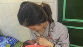 Bé gái được hạ sinh tại khu cách ly nặng 2,9kg 