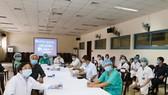 Thừa Thiên - Huế chi viện Đà Nẵng 40 bác sĩ, điều dưỡng giỏi để chống dịch Covid-19