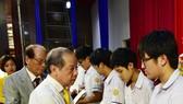 Trao 212 suất học bổng Vallet năm 2020 tại Thừa Thiên - Huế