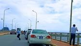 Thứ trưởng Bộ Xây dựng xin lỗi về sự cố dừng xe trên cầu Nhật Lệ 1