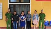 """Trâm, Bé, Trang và Công bị khởi tố bị can về cùng các tội danh """"Làm nhục người khác"""" và """"Cố ý gây thương tích"""""""