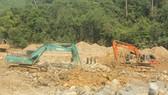 Lật tung hơn 30.000m³ đất đá vẫn không tìm thấy nạn nhân Thủy điện Rào Trăng 3