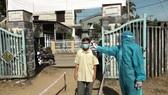 Thừa Thiên - Huế: Diễn tập bầu cử tại cụm dân cư cách ly chống dịch Covid-19