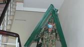 Bộ đội chuẩn bị cơ sở hạ tầng khu cách ly chăm sóc và theo dõi các bệnh nhân Covid-19 không triệu chứng đầu tiên tại Thừa Thiên – Huế
