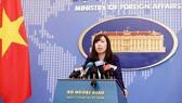 Việt Nam kiên quyết phản đối các hoạt động vừa qua của Trung Quốc ở Hoàng Sa
