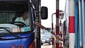 An ninh được siết chặt trong ngày trạm thu phí BOT Biên Hòa hoạt động trở lại