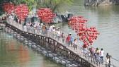 Đồng Nai: Khách đến khu du lịch Bửu Long tăng 300%