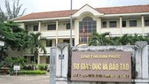 Sở GD-ĐT tỉnh Bình Phước là đơn vị tham mưu trực tiếp cho UBND tỉnh Bình Phước đã để xảy ra nhiều sai phạm trong công tác cử tuyển