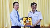 Trưởng Ban Tuyên giáo Trung ương Võ Văn Thưởng thăm, chúc tết cán bộ, chiến sĩ, gia đình chính sách