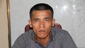 Đối tượng Nguyễn Minh Tâm sau khi gây án