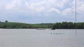 Lật xuồng trên sông Bé, 2 nữ sinh viên tử nạn