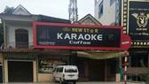 Quán karaoke nơi xảy ra sự việc